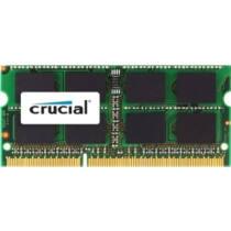 Crucial 4GB DDR3-1333 memóriamodul 1 x 4 GB 1333 Mhz (CT4G3S1339M)