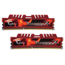 G.Skill 16GB DDR3-1600 - 16 GB - 2 x 8 GB - DDR3 - 1600 MHz - 240-pin DIMM (F3-12800CL10D-16GBXL)