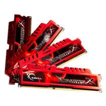G.Skill 32GB DDR3-1600 - 32 GB - 4 x 8 GB - DDR3 - 1600 MHz - 240-pin DIMM (F3-12800CL10Q-32GBXL)