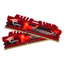 G.Skill 8GB DDR3-1600 - 8 GB - 2 x 4 GB - DDR3 - 1600 MHz - 240-pin DIMM (F3-12800CL9D-8GBXL)