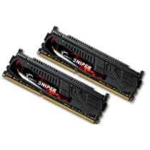 G.Skill 8GB PC3-14900 - 8 GB - 2 x 4 GB - DDR3 - 1866 MHz - 240-pin DIMM (F3-14900CL9D-8GBSR)
