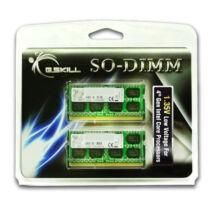 G.Skill 8GB DDR3-1600 - 8 GB - 2 x 4 GB - DDR3 - 1600 MHz - 204-pin SO-DIMM (F3-1600C11D-8GSL)