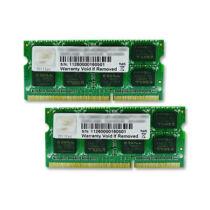 G.Skill 8GB DDR3-1600 - 8 GB - 1 x 8 GB - DDR3 - 1600 MHz - 204-pin SO-DIMM (F3-1600C11S-8GSQ)