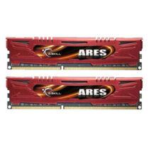 G.Skill 16GB DDR3-1600 - 16 GB - 2 x 8 GB - DDR3 - 1600 MHz - 240-pin DIMM (F3-1600C9D-16GAR)