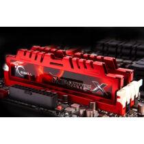 G.Skill RipjawsX - 16 GB - 2 x 8 GB - DDR3L - 1600 MHz - 288-pin DIMM (F3-1600C9D-16GXLL)