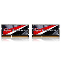 SO-DIMM 8 GB DDR3-1600 Kit, Arbeitsspeicher (F3-1600C9D-8GRSL)