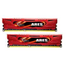 G.Skill Ares - 16GB (2x 8GB) DDR3 - 16 GB - 2 x 8 GB - DDR3 - 2133 MHz - 240-pin DIMM - Red (F3-2133C11D-16GAR)