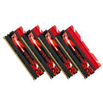 G.Skill 32GB DDR3-2400 - 32 GB - 4 x 8 GB - DDR3 - 2400 MHz - 240-pin DIMM (F3-2400C10Q-32GTX)