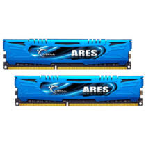 G.Skill 16GB DDR3-2400 - 16 GB - 2 x 8 GB - DDR3 - 2400 MHz - 240-pin DIMM (F3-2400C11D-16GAB)