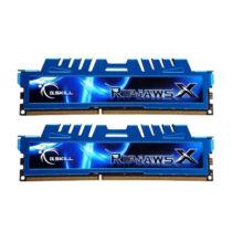 G.Skill RipjawsX 8GB (4GBx2) DDR3-2400 MHz - 8 GB - 2 x 4 GB - DDR3 - 2400 MHz - 240-pin DIMM (F3-2400C11D-8GXM)
