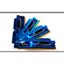 DIMM 32 GB DDR3-2400 Quad-Kit, Arbeitsspeicher (F3-2400C11Q-32GXM)