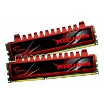 G.Skill 8GB DDR3 PC3-8500 Kit - 8 GB - 2 x 4 GB - DDR3 - 1066 MHz - 240-pin DIMM (F3-8500CL7D-8GBRL)