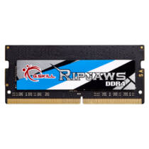 G.Skill Ripjaws SO-DIMM 4GB DDR4-2133Mhz - 4 GB - 1 x 4 GB - DDR4 - 2133 MHz - 260-pin SO-DIMM (F4-2133C15S-4GRS)