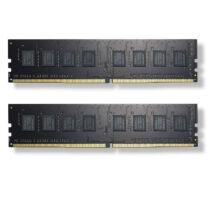G.Skill 16GB DDR4 - 16 GB - 2 x 8 GB - DDR4 - 2400 MHz - 288-pin DIMM - Black (F4-2400C15D-16GNT)