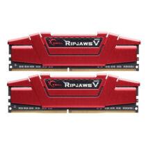G.Skill 8GB DDR4-2400 - 8 GB - 2 x 4 GB - DDR4 - 2400 MHz - 288-pin DIMM (F4-2400C15D-8GVR)