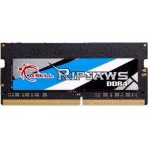 G.Skill Ripjaws SO-DIMM 8GB DDR4-2400Mhz - 8 GB - 2 x 4 GB - DDR4 - 2400 MHz - 260-pin SO-DIMM (F4-2400C16D-8GRS)