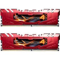 DIMM 8GB DDR4-2666 Kit, Arbeitsspeicher (F4-2666C15D-8GRR)