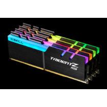 G.Skill Trident Z RGB - 32 GB - 4 x 8 GB - DDR4 - 2666 MHz - 288-pin DIMM (F4-2666C18Q-32GTZR)