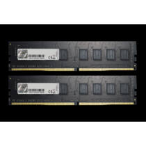 G.Skill Value - 16 GB - 2 x 8 GB - DDR4 - 2666 MHz - 288-pin DIMM (F4-2666C19D-16GNT)