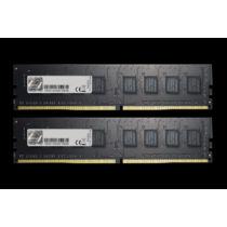 G.Skill Value - 16 GB - 2 x 8 GB - DDR4 - 2666 MHz - 288-pin DIMM (F4-2666C19D-16GNT)