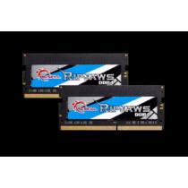 G.Skill Ripjaws F4-2666C19D-16GRS - 16 GB - 2 x 8 GB - DDR4 - 2666 MHz - 260-pin SO-DIMM (F4-2666C19D-16GRS)