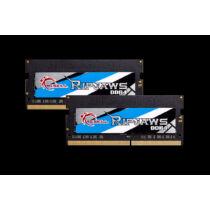 G.Skill Ripjaws F4-2666C19D-16GRS - 16 GB - 2 x 8 GB - DDR4 - 2666 MHz - 260-pin SO-DIMM (F4-2666C19D-16GRS)
