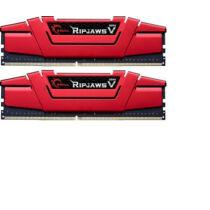 G.Skill 16GB DDR4 - 16 GB - 2 x 8 GB - DDR4 - 2800 MHz - Black, Red (F4-2800C15D-16GVRB)