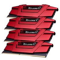 DIMM 16GB DDR4-2666 Quad-Kit, Arbeitsspeicher (F4-2800C15Q-16GVR)