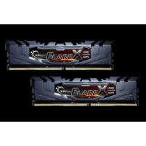 G.Skill Flare X - 32 GB - 2 x 16 GB - DDR4 - 2933 MHz - 288-pin DIMM (F4-2933C14D-32GFX)