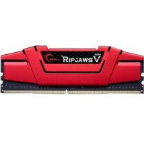 G.Skill 16GB DDR4 - 16 GB - 2 x 8 GB - DDR4 - 3000 MHz - Black, Red (F4-3000C15D-16GVRB)
