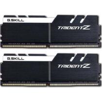 G.Skill 16GB DDR4-3200 - 16 GB - 2 x 8 GB - DDR4 - 3200 MHz - 288-pin DIMM - Black, Gold, White (F4-3200C14D-16GTZKW)