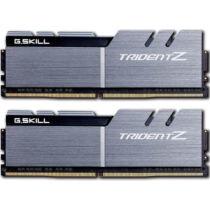 G.Skill 16GB DDR4-3200 - 16 GB - 2 x 8 GB - DDR4 - 3200 MHz - 288-pin DIMM - Black, Gold, Silver (F4-3200C14D-16GTZSK)