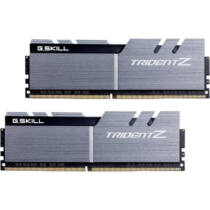 G.Skill 32GB DDR4-3200 - 32 GB - 2 x 16 GB - DDR4 - 3200 MHz - 288-pin DIMM - Silver (F4-3200C14D-32GTZSK)