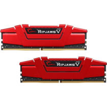 G.Skill 32GB DDR4 Kit - 32 GB - 2 x 16 GB - DDR4 - 3200 MHz - Red (F4-3200C14D-32GVR)