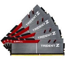 G.Skill 32GB DDR4-3200 - 32 GB - 4 x 8 GB - DDR4 - 3200 MHz - 288-pin DIMM (F4-3200C14Q-32GTZ)