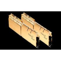 G.Skill Trident Z Royal F4-3200C16D-16GTRG - 16 GB - 2 x 8 GB - DDR4 - 3200 MHz - 288-pin DIMM (F4-3200C16D-16GTRG)