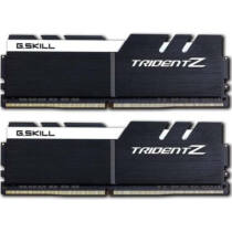 G.Skill 32GB DDR4-3200 - 32 GB - 2 x 16 GB - DDR4 - 3200 MHz - 288-pin DIMM - Black, Gold, White (F4-3200C16D-32GTZKW)
