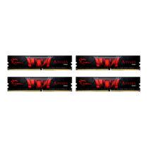 G.Skill Aegis F4-3200C16Q-64GIS - 64 GB - 4 x 16 GB - DDR4 - 3200 MHz - 288-pin DIMM (F4-3200C16Q-64GIS)