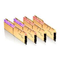 G.Skill Trident Z Royal F4-3600C14Q-32GTRGA memóriamodul 32 GB 4 x 8 GB DDR4 3600 Mhz (F4-3600C14Q-32GTRGA)