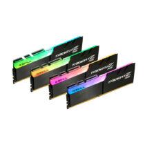 G.Skill Trident Z RGB F4-3600C14Q-64GTZR memóriamodul 64 GB 4 x 16 GB DDR4 3600 Mhz (F4-3600C14Q-64GTZR)