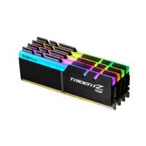 G.Skill Trident Z RGB F4-3600C18Q-64GTZR - 64 GB - 4 x 16 GB - DDR4 - 3600 MHz - 288-pin DIMM (F4-3600C18Q-64GTZR)