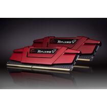G.Skill Ripjaws V F4-3600C19D-16GVRB - 16 GB - 2 x 8 GB - DDR4 - 3600 MHz - 288-pin DIMM - Red (F4-3600C19D-16GVRB)