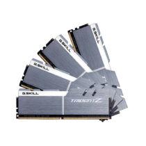 G.Skill 32GB DDR4-4133 - 32 GB - 4 x 8 GB - DDR4 - 4133 MHz - 288-pin DIMM - Silver (F4-4133C19Q-32GTZSWF)
