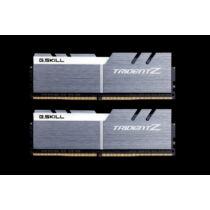 G.Skill 16GB DDR4-4400 - 16 GB - 2 x 8 GB - DDR4 - 4400 MHz - 288-pin DIMM - Silver (F4-4400C19D-16GTZSW)