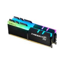 G.Skill Trident Z RGB F4-4800C20D-32GTZR memóriamodul 32 GB 2 x 16 GB DDR4 4800 Mhz (F4-4800C20D-32GTZR)