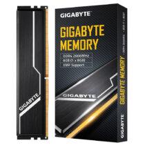 Gigabyte GP-GR26C16S8K1HU408 memóriamodul 8 GB 1 x 8 GB DDR4 2666 Mhz (GP-GR26C16S8K1HU408)
