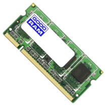 GoodRam 4GB DDR3 SO-DIMM - 4 GB - 1 x 4 GB - DDR3 - 1600 MHz - 204-pin SO-DIMM (GR1600S364L11/4G)