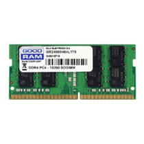 GoodRam GR2400S464L17S/4G - 4 GB - 1 x 4 GB - DDR4 - 2400 MHz - 260-pin SO-DIMM - Green (GR2400S464L17S/4G)