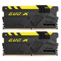 DDR4 16GB 3000MHz GeIL EVO X RGB Sync Led CL15 KIT2 (GREXR416GB3000C15ADC)