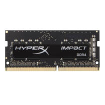 Kingston DDR4 16GB PC 2400 CL15 HyperX Impact - 16 GB - DDR4 (HX424S15IB2/16)